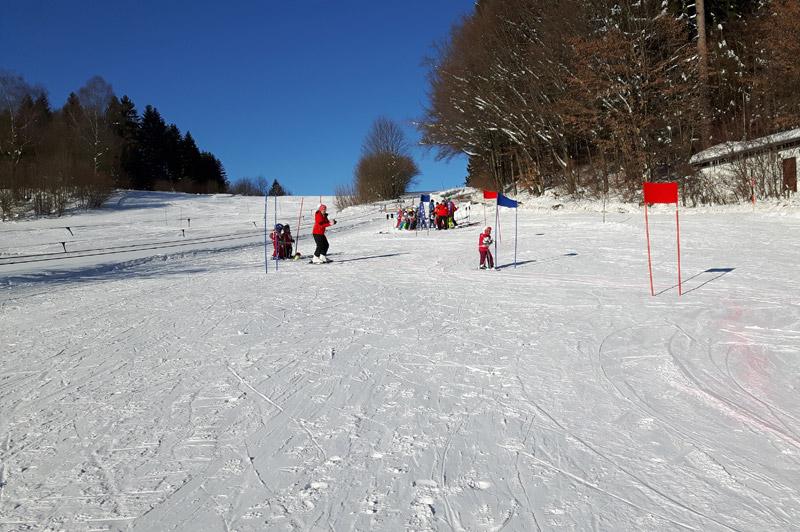 Geyersberg im Bayerischen Wald