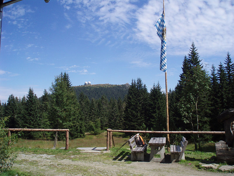 Wanderurlaub in Bayr. Wald